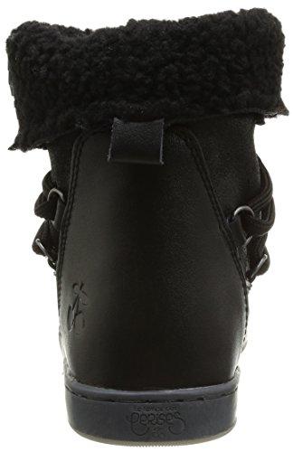Le Temps des Cerises Ltc Mountain Damen Stiefel & Stiefeletten Schwarz - Noir (Glitter Black)