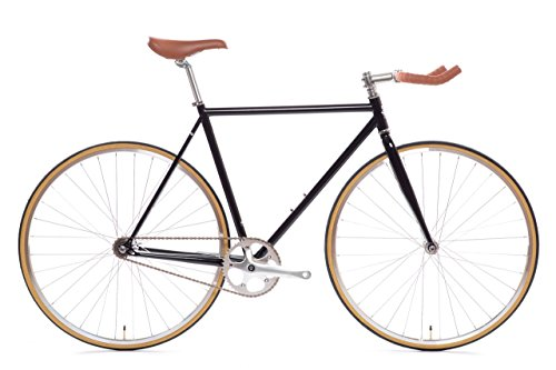 Core-Line 4130 State Bicycle | Fixed Gear / Single Speed Bike | Bullhorn