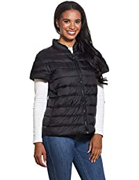 Womens Puffy Vest - Down Vest Jacket for Women