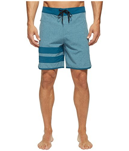 - Hurley Phantom Block Party Heather 2.0 Board Short