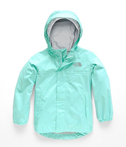 609f4b83f02d The North Face Todd Tailout Rain Jacket - Mint Blue - 3T by The North Face