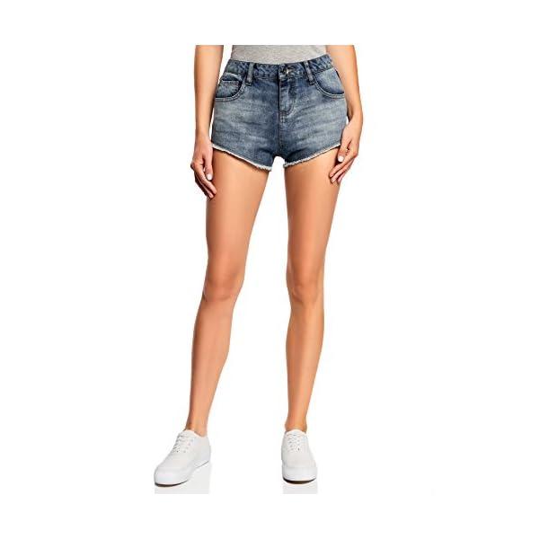 oodji Ultra Donna Shorts in Jeans Hot Pants 1 spesavip