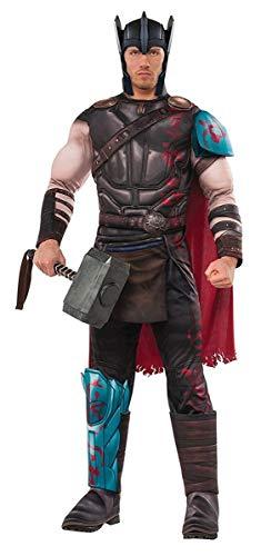 Rubie's Thor: Ragnarok Adult Deluxe Gladiator Thor Costume, X-Large -
