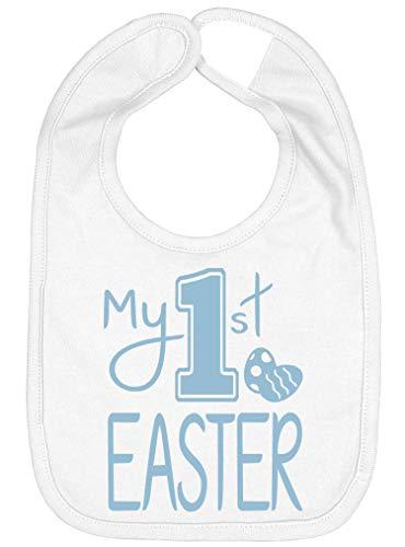 Handmade Cute Baby Boy Girl First Easter Bib - My 1st Easter Bibs