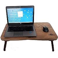 Depolife Çalışma Bilgisayar Notebook Laptop Masası Katlanır Ayaklı Ders Servis Sehpası