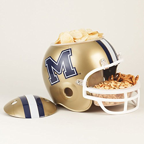 Ncaa Snack Helmet - WinCraft NCAA 2279581 Montana State Snack Helmet