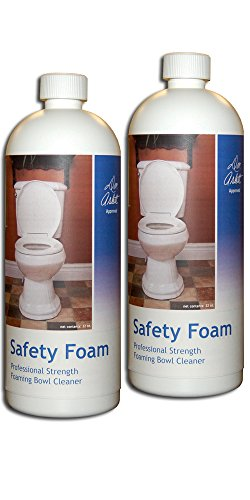 Safety Foam Toilet Bowl Cleaner 2 ()