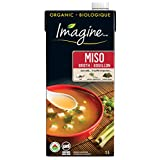 Imagine Organic Miso Broth, 1000 Milliliter