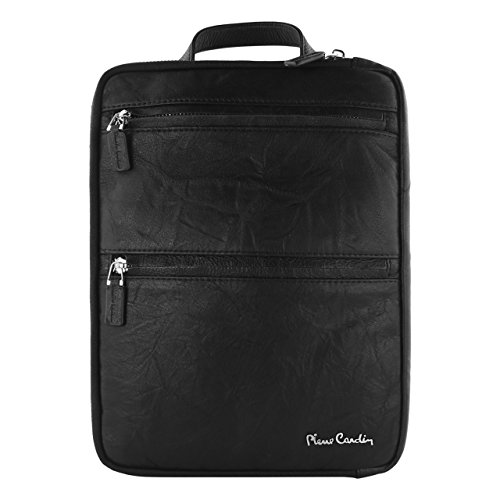 pierre-cardin-97-inch-genuine-leather-business-carrying-laptop-bag-sleeve-protector-case-cover-fits-