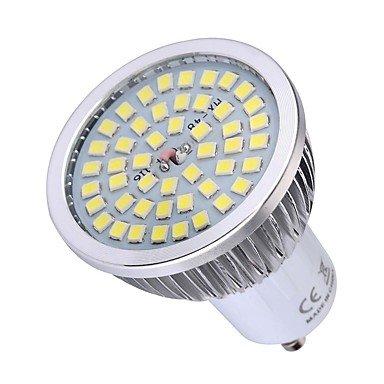 YWXLight? GU10 7W 48LED 2835SMD 600-700Lm Warm White Cool White Natural White Decorative LED Spotlight AC 85-265V 1PCS , 85-265v
