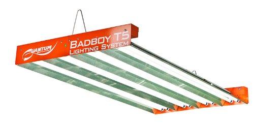 Quantum T5 BadBoy 4' Fixture - 12 Socket - 730watt