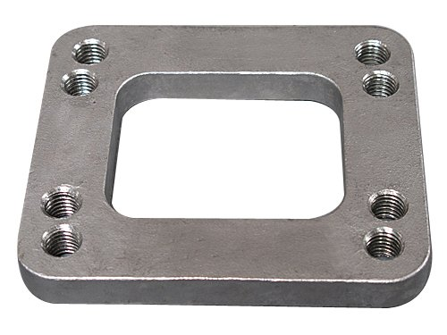 T3 Manifold (T3/T4 Turbo Manifold Flange Adapter Stainless Steel T04E GT35)