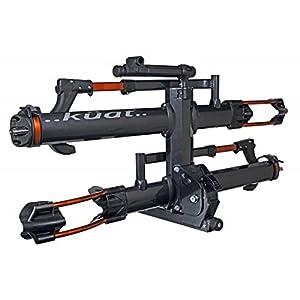 """Kuat Racks NV 2.0 Bike Rack, Gray Metallic, 1.25"""""""