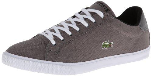 Lacoste Mænds Grad Vulc Fb Mode Sneaker Mørkegrå / Hvid GvGO0