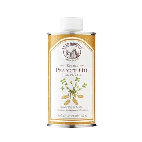 La Tourangelle Roasted Peanut Oil, 16.9 Ounce Can