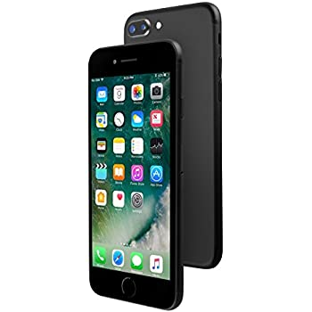 iphone y plus. apple iphone 7 plus 32 gb unlocked, black (certified refurbished) iphone y i