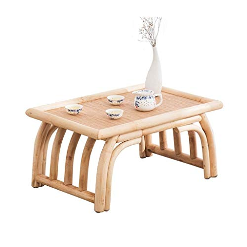 Coffee Tables Furniture Living Room Furniture Living Room Bamboo Rattan Solid Wood Bedroom Bed Computer Table Balcony Tatami Color Wood Size 804030cm Buy Online In Aruba At Aruba Desertcart Com Productid 163581998