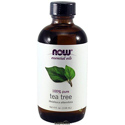 NOW Foods Tea Tree Oil 4 oz