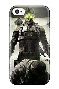 7314482K82428552 New Arrival Splinter Cell Blacklist 2013 Case Cover/ 4/4s Iphone Case
