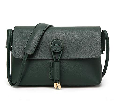 Vintage Mujer Lady Bolso Crossbody Trend Bandolera Bag Eshoping De Green Casual Fashion Para Brown FazFxZ