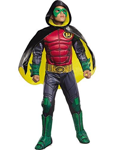 sc 1 st  Funtober & Boys Premium Robin Costume (Rubieu0027s) - Funtober