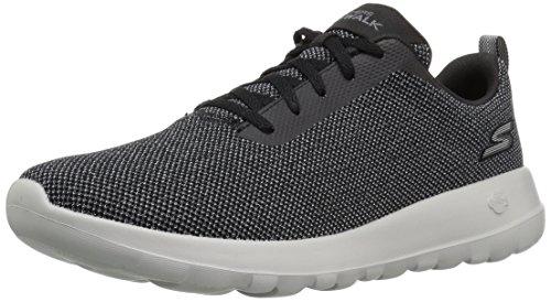 Skechers Heren Go Walk Max Sneaker Zwart / Grijs / Zwart