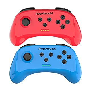 Wireless Switch Controller for Nintendo, RegeMoudal Switch Joy-Con(L/R) Remote Joypad Gamepad Replacement for Nintendo Console
