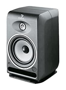 Focal CMS 65 60W Negro - Altavoces (Mesa/estante, Universal, Alámbrico, RCA/XLR, 45 - 28000 Hz, Negro)