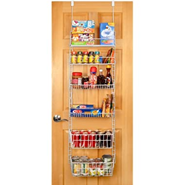 Pro-Mart DAZZ Deluxe Over-the-Door Pantry Organizer, Large