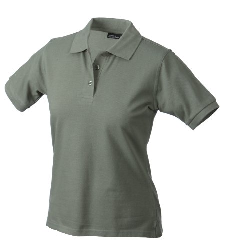Donna James Polo amp; Olive Verde Nicholson Polo PnznIHr
