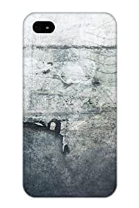 Shock-dirt Proof Grunge Postcard Case Cover Design For Apple Iphone 5/5S Case Cover - Best Lovers