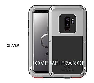 Carcasa antigolpes e Impermeable para Samsung Galaxy S9 Plus ...