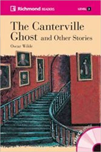 GLOBAL RICHMOND READERS 3 CANTERVILLE GHOST AND OTHER STORIES+CD - 9788466815987: Amazon.es: Various: Libros en idiomas extranjeros