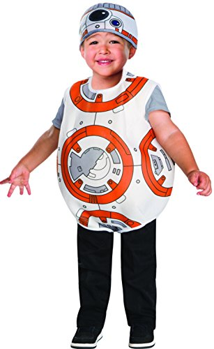 Rubie's Costume Star Wars VII: The Force Awakens BB-8 Costume, Multicolor, 4T -