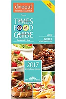 Book TIMES FOOD GUIDE JAIPUR - 2017