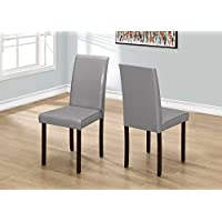 Monarch Dining Chair, Grey, 36