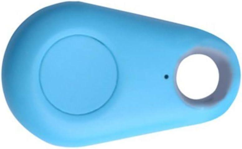 Mini Traceur GPS Etanche pour Animaux de Compagnie Chien Chat Cl/és Portefeuille Sac Enfants GPS Tracker Animaux Finder /Équipement AILOVA Traceur GPS Chien Bleu