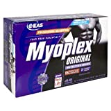 EAS Myoplex Original Nutrition Shake, Vanilla Cream, Pack of 42 from EAS