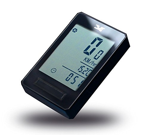 SY Bicycle Wireless Computer Waterproof 22 Functions:Cycle Odometer, Speedometer and etc.