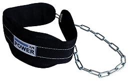 Ader Padded Dip Belt w/ Chain