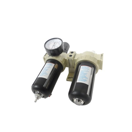 Professional Grade Air Line Filter Regulator and Lubricator (Up to 150 PSI)