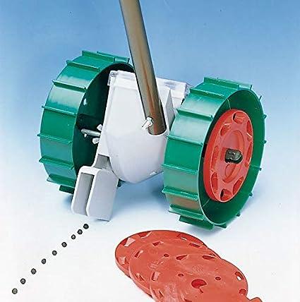 Bio Green Aufzuchtartikel Sämaschine Seeder Saatscheiben Technik Rillenzieher I