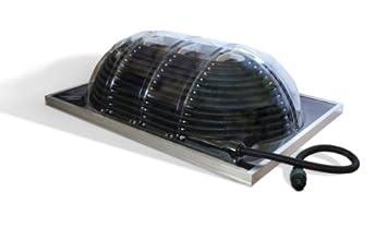 Piscina Calefacción Palram Solar Aqua Dome Grand Colector Solar y piscina Calefacción, cúpula Colector para