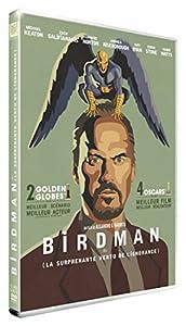 vignette de 'Birdman (ou la surprenante vertu de l'ignorance) (Alejandro Gonzalez Inarritu)'