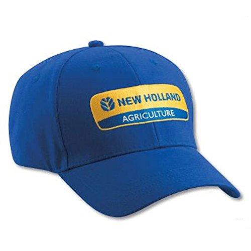 38860aa972c21 Amazon.com  New Holland Logo Royal Blue Cap  Clothing