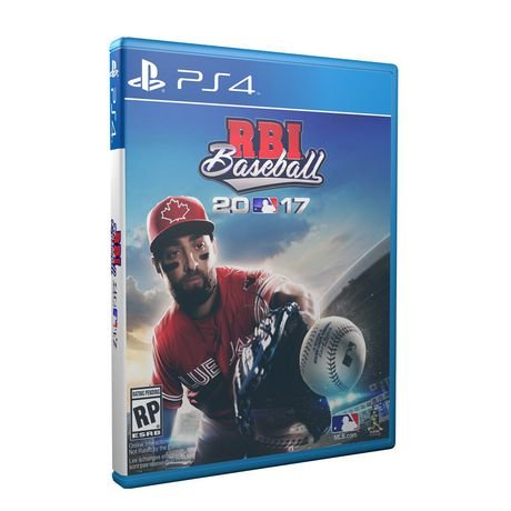 Price comparison product image RBI Baseball 2017 - Playstation 4