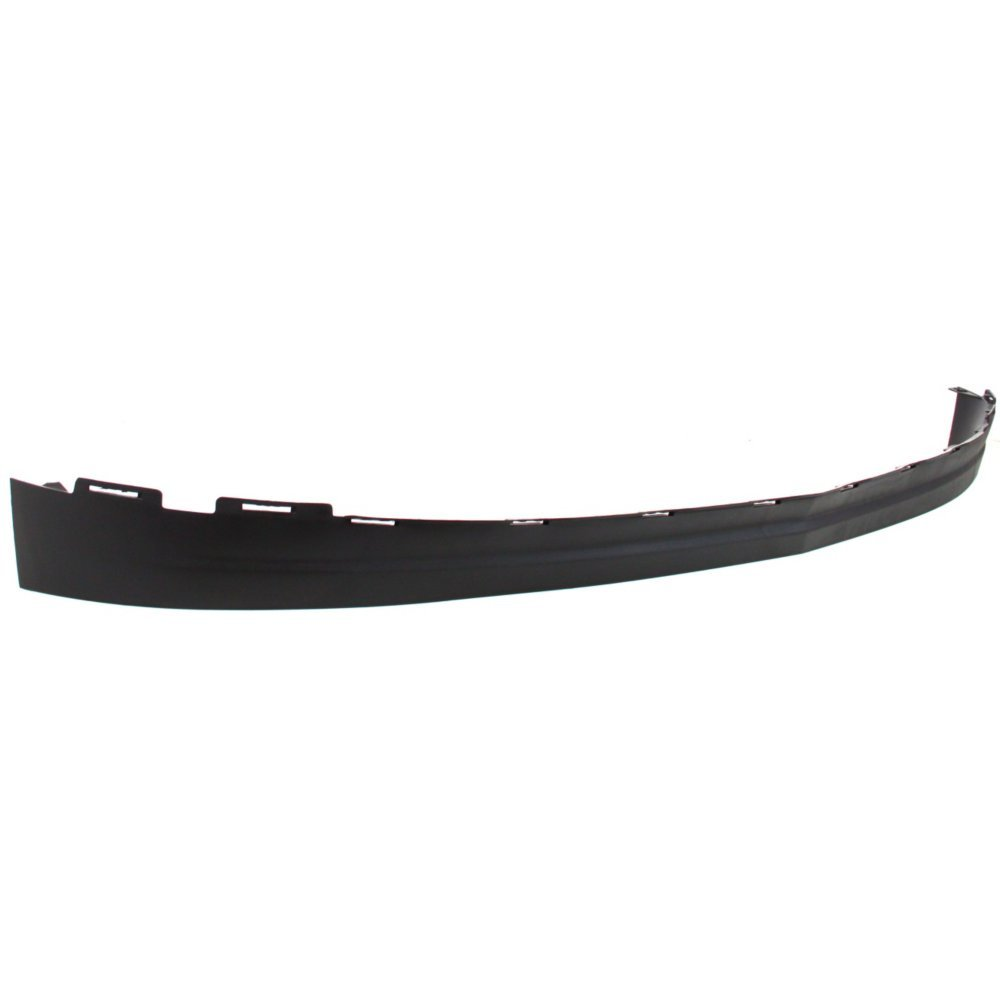 Lower Air Deflector for Chevrolet Silverado 1500 07-13 Front Deflector Extension Textured Black by Evan Fischer (Image #4)