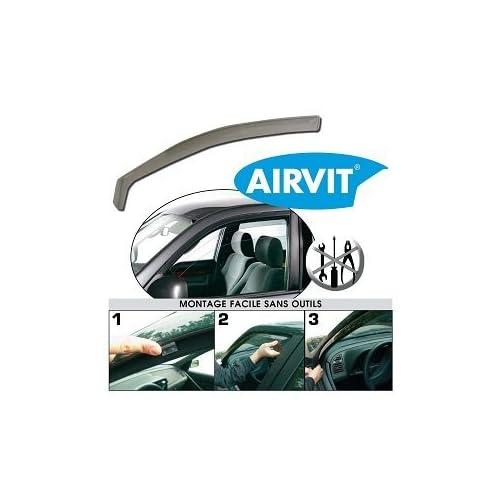 Airvit 200106 Jeu de 2 déflecteurs d'air Airstream