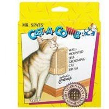Mr. Spats Cat a Comb, My Pet Supplies