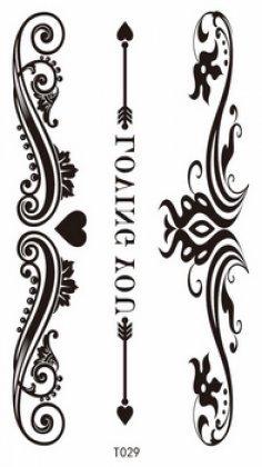 Realistes Femmes Tattoosfor Temporaires Et Fille Un Tatouage De